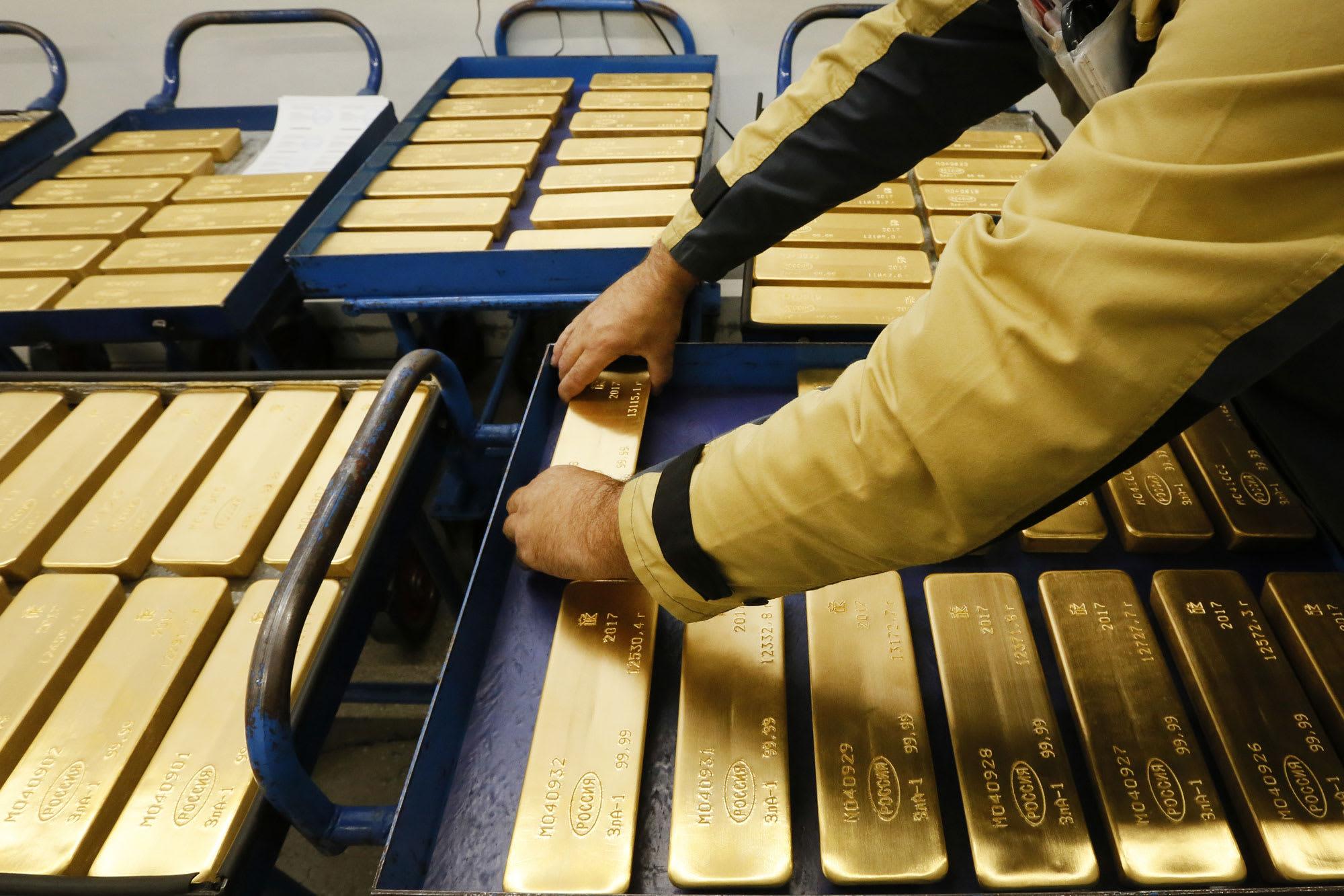 Giá vàng tăng kỉ lục liệu có vực dậy thời hoàn kim ngành khai thác kim loại quí? - Ảnh 1.