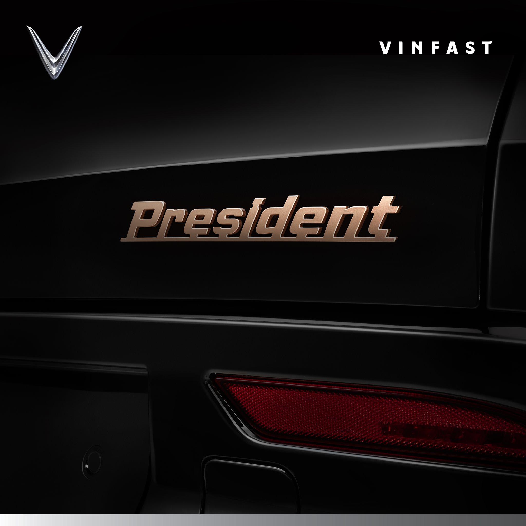 Vinfast bật mí mẫu xe 'President' sử dụng động cơ V8 sắp ra mắt tại Việt Nam - Ảnh 1.