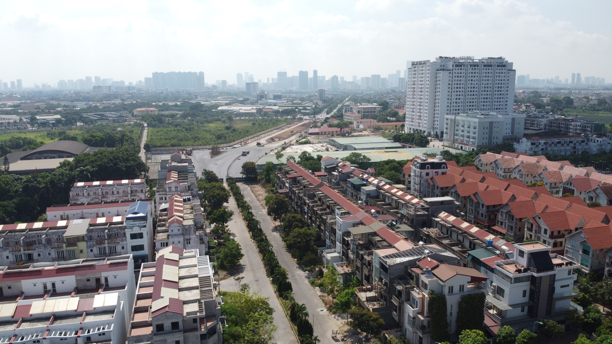 Đường nối NamTuwf Liêm - Ảnh 8.