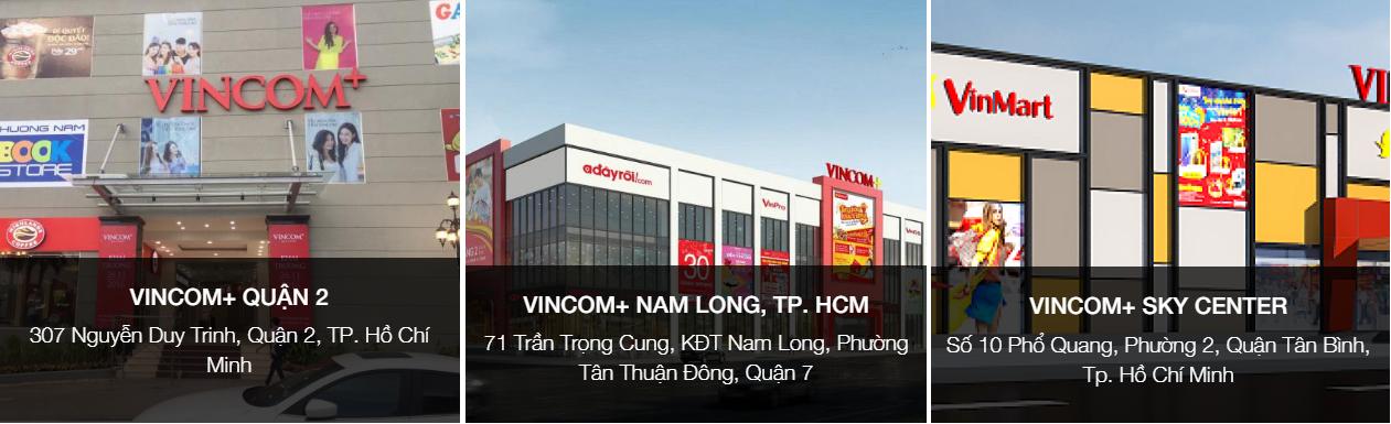 Ngoài Vincom Center Đồng Khởi, Vincom Retail đang sở hữu những toà nhà nào ở TP HCM? - Ảnh 6.