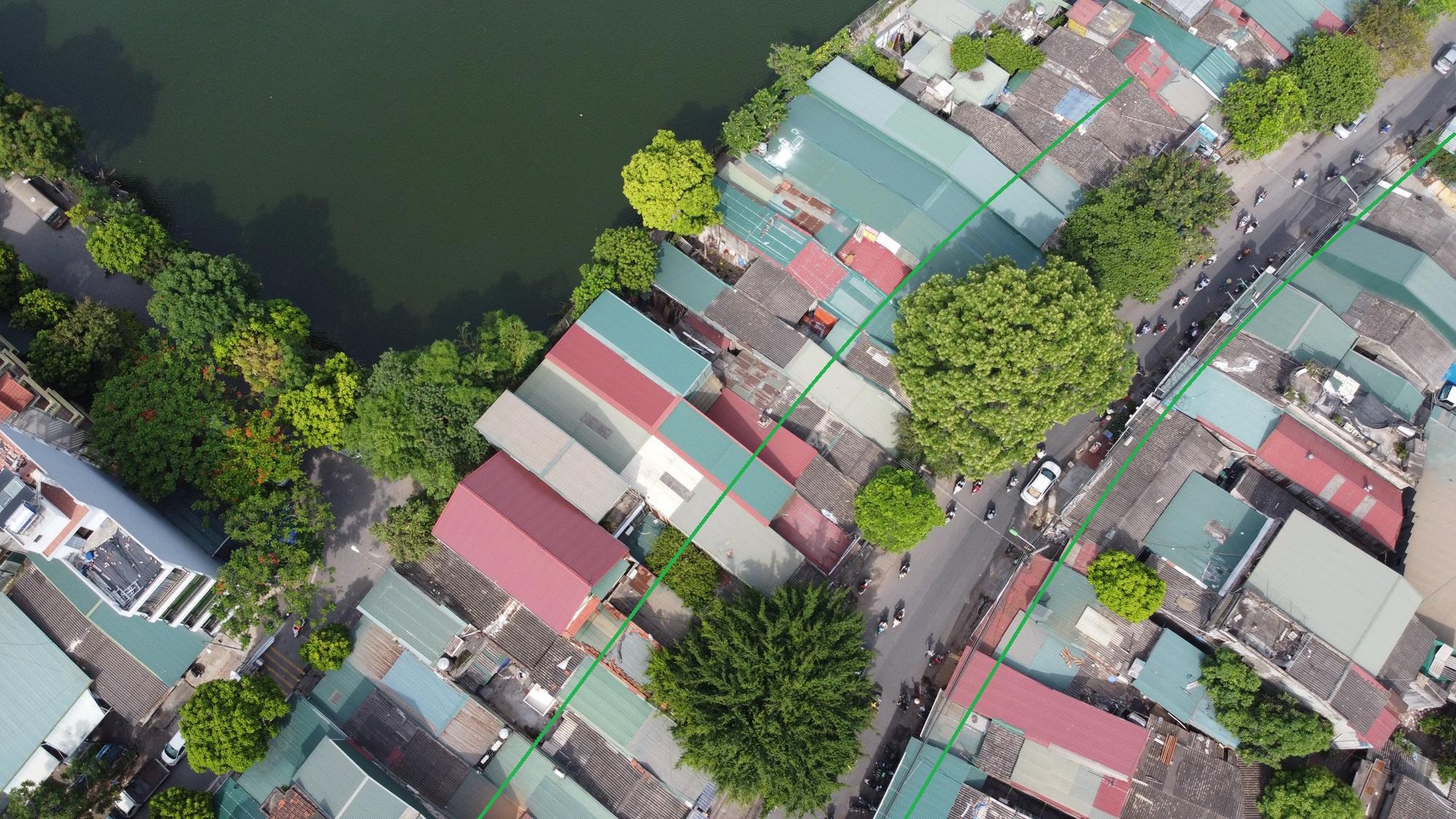đường sẽ mở theo qui hoạch ở phường Lĩnh Nam, Hoàng Mai, Hà Nội - Ảnh 5.