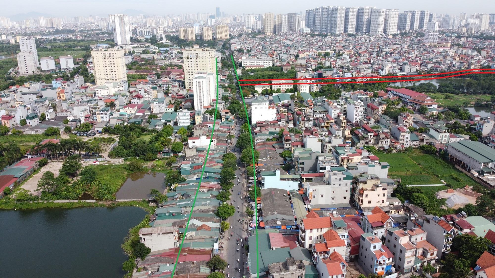 Ba đường sẽ mở theo qui hoạch ở phường Lĩnh Nam, Hoàng Mai, Hà Nội - Ảnh 11.