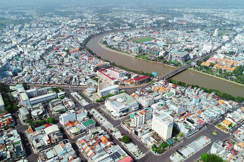Công nhận TP Long Xuyên là đô thị loại I