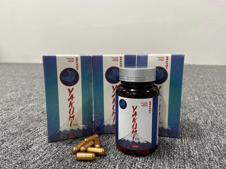 Yakumi - Cơn sốt điều trị bệnh dạ dày nhờ công nghệNano lượng tử - Ảnh 2.