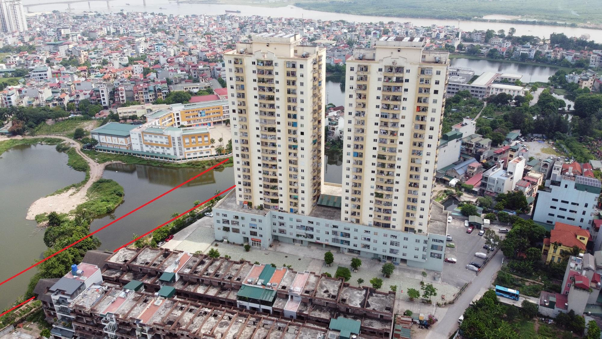 đường sẽ mở theo qui hoạch ở phường Thanh Trì, Hoàng Mai, Hà Nội - Ảnh 4.