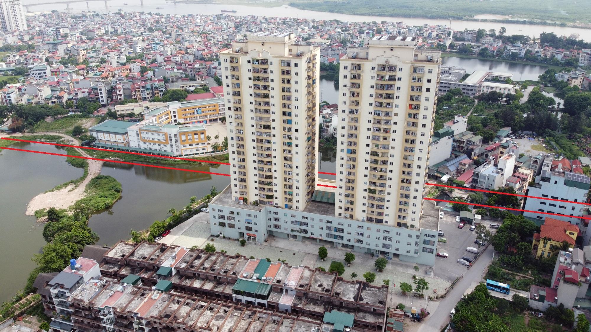 đường sẽ mở theo qui hoạch ở phường Thanh Trì, Hoàng Mai, Hà Nội - Ảnh 9.