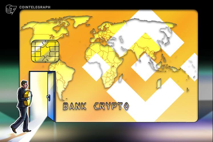 Binance bắt đầu gửi thẻ ghi nợ sang châu Âu (nguồn: CoinTelegraph)