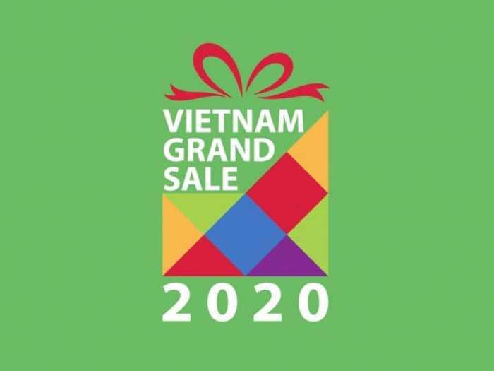 Vietnam Grand Sale 2020: Hơn 3.000 chương trình khuyến mại sau 3 tuần triển khai - Ảnh 1.