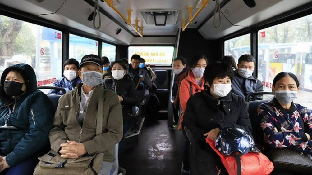 Bộ GTVT: Khẩn trương tăng cường biện pháp phòng chống dịch COVID-19 trên phương tiện vận tải hành khách - Ảnh 1.