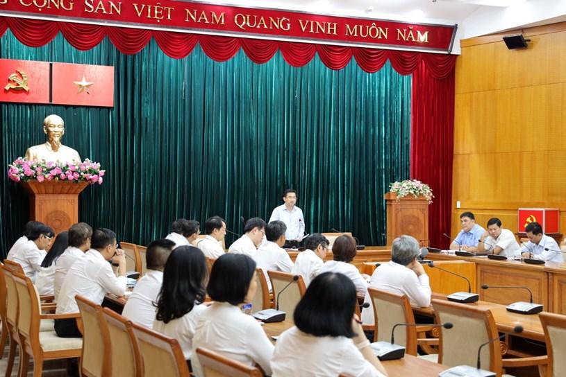 Đình chỉ chức vụ Bí thư Đảng ủy Saigon Co.op đối với ông Diệp Dũng - Ảnh 1.