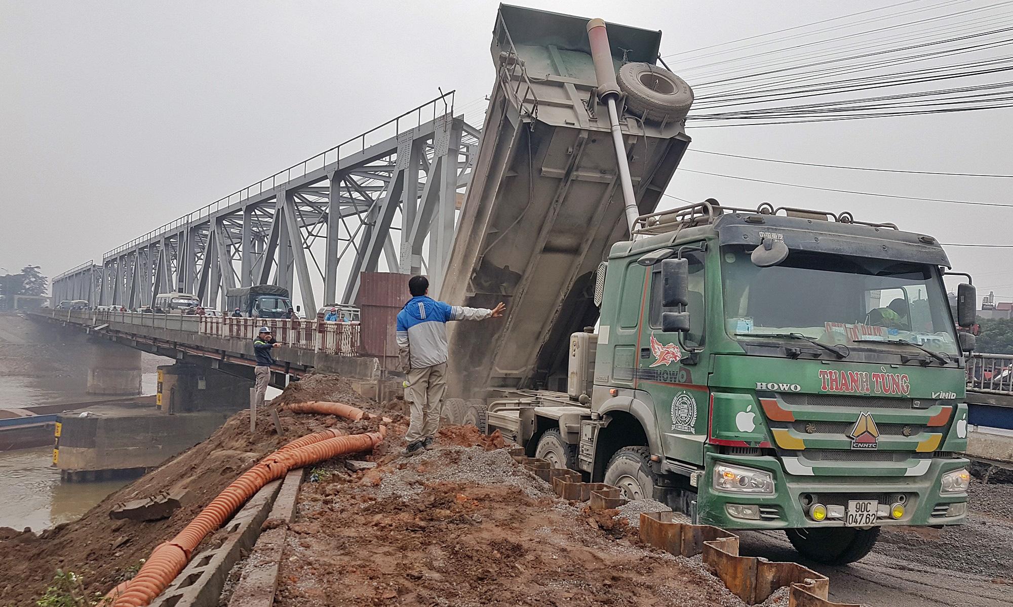 Cầu sẽ mở theo qui hoạch ở Hà Nội: Toàn cảnh vị trí làm cầu Đuống mới - Ảnh 13.
