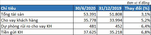 Mạnh tay trích lập dự phòng rủi ro, Ngân hàng Bản Việt vẫn báo  lãi trước thuế 6 tháng đầu năm tăng 28% - Ảnh 2.
