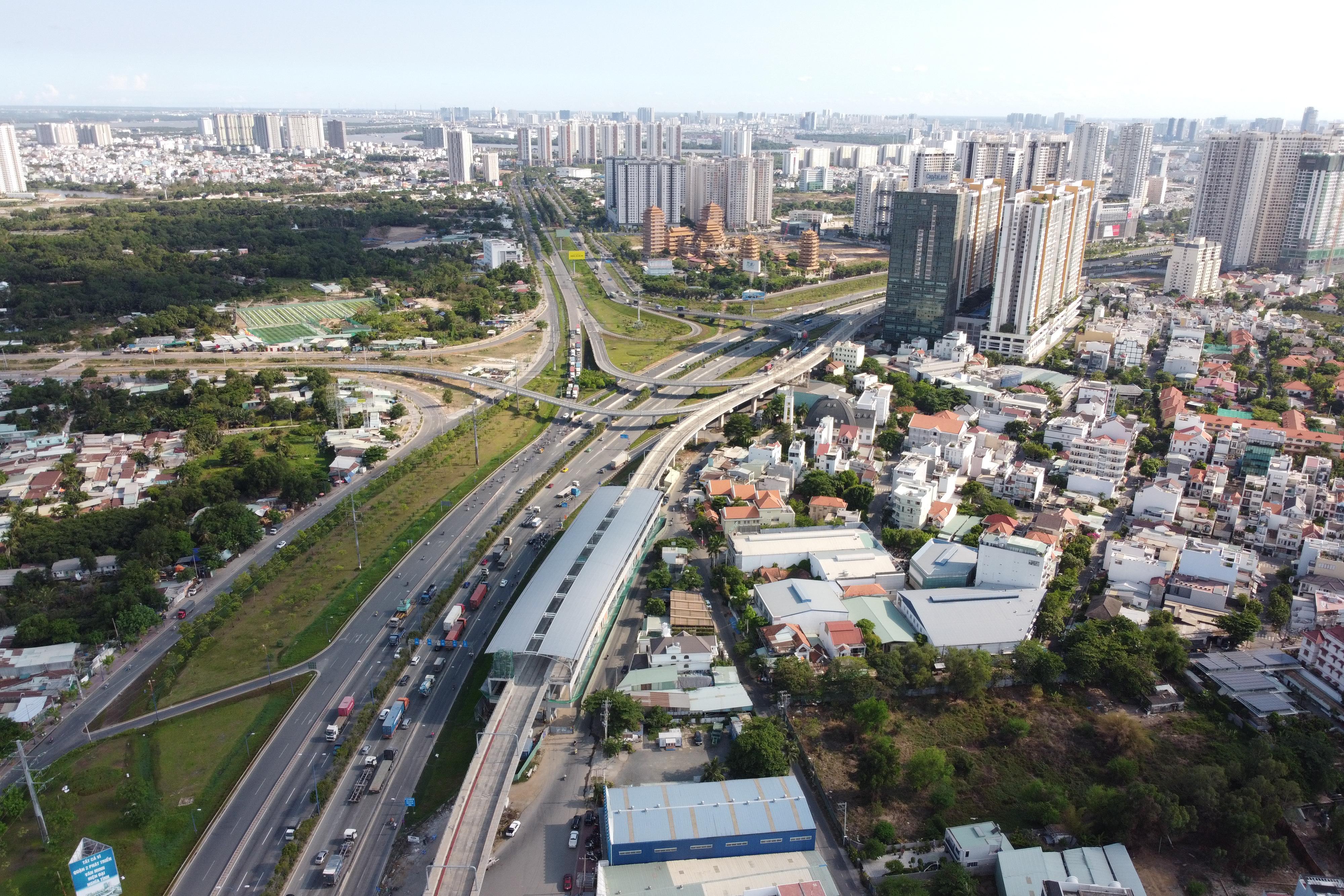 TP HCM: Thủ Đức sẽ đóng góp 1/3 kinh tế cho thành phố