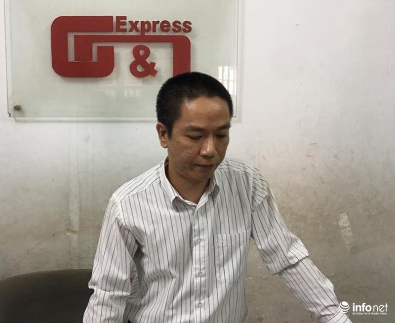 Nghi can cướp ngân hàng BIDV từng là giám đốc một startup chuyển phát nhanh, từng xin đi tù vì nợ nần - Ảnh 3.