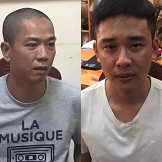 Đã bắt được 2 nghi phạm nổ súng, cướp gần 900 triệu đồng tại ngân hàng BIDV  - Ảnh 1.