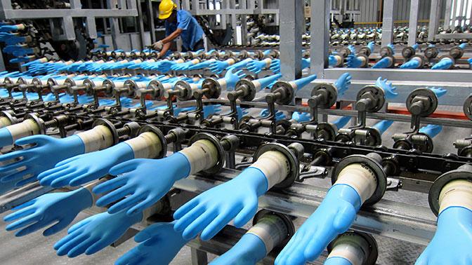 Món quà đặc biệt dành cho nhân viên mới của nhà sản xuất găng tay cao su có giá trị vốn hóa lớn nhất thế giới - Ảnh 1.