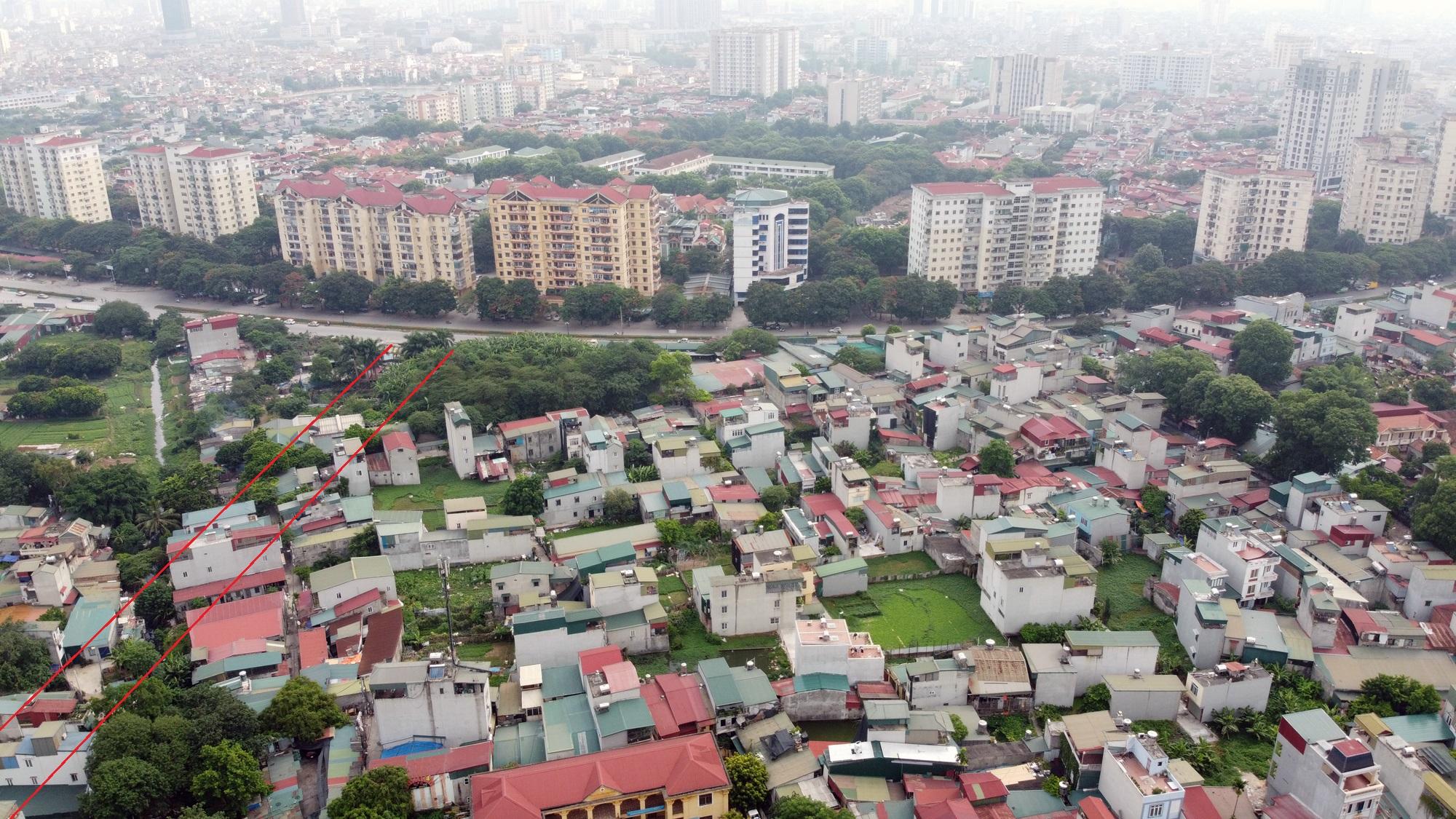 đường sẽ mở theo qui hoạch ở phường Định Công, Hoàng Mai, Hà Nội - Ảnh 3.