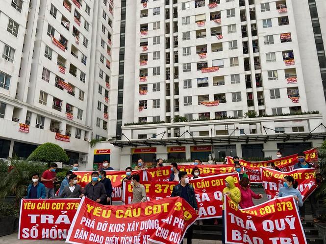 Thang máy liên tục rơi tự do, chung cư Athena Complex Xuân Phương bị kiểm tra - Ảnh 2.