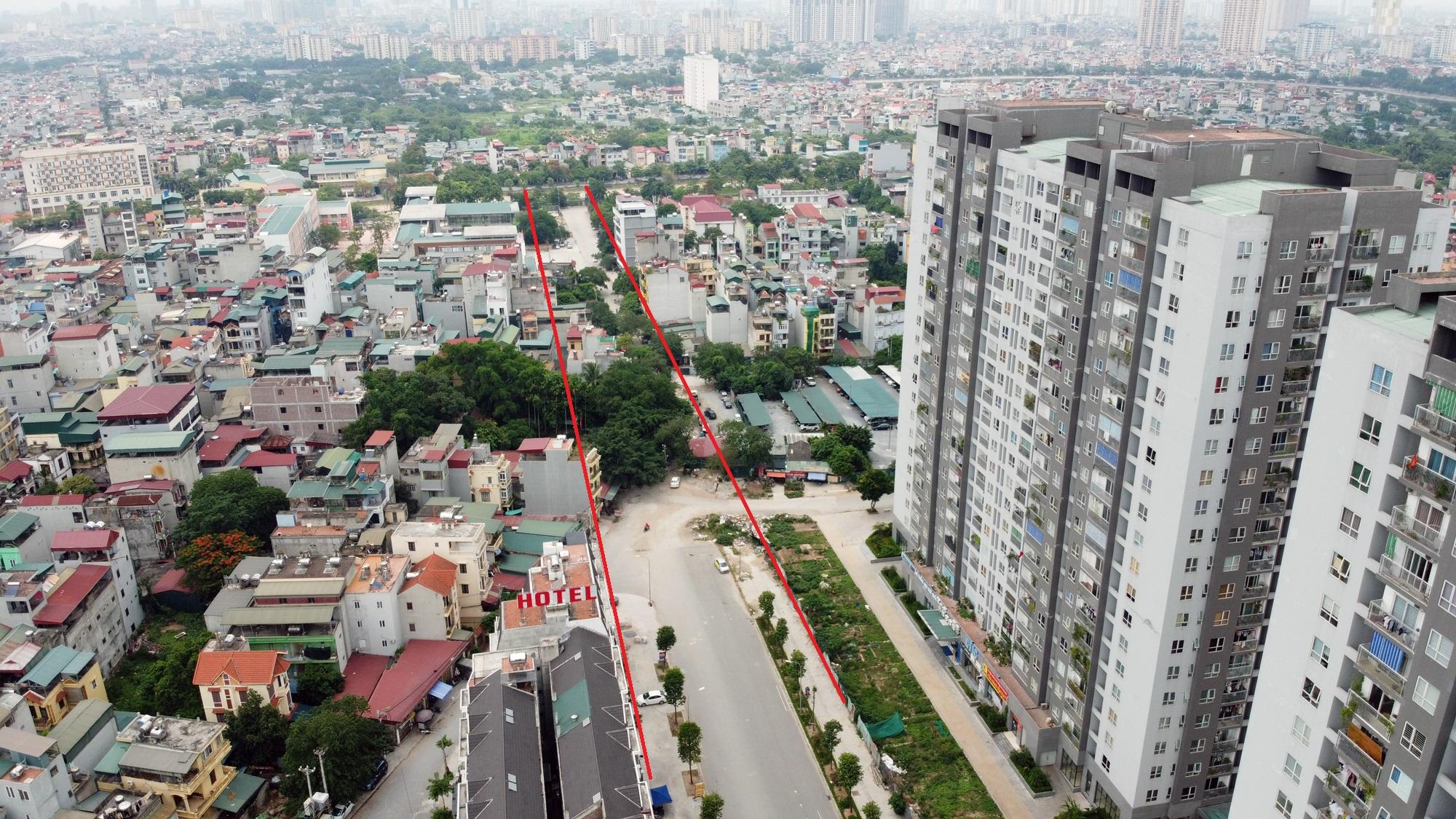 đường sẽ mở theo qui hoạch ở phường Đại Kim, Hoàng Mai, Hà Nội - Ảnh 5.