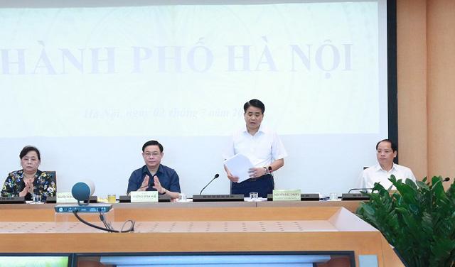 Hà Nội bố trí khu vực bán hàng miễn phí cho doanh nghiệp các tỉnh  - Ảnh 1.