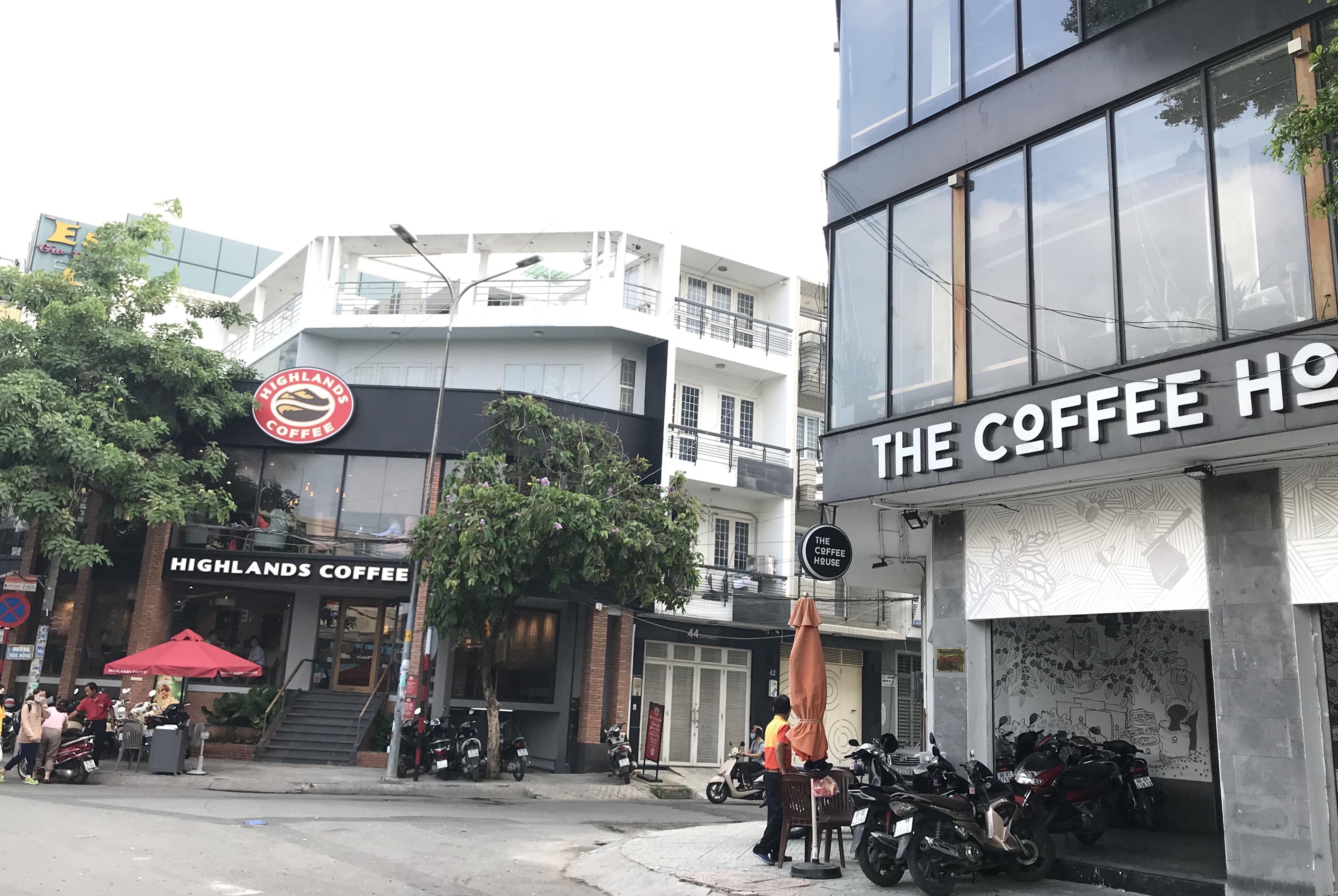 'Cuộc chiến' chuỗi cà phê của Highlands Coffee, Trung Nguyên, The Coffee House… đang khốc liệt ra sao? - Ảnh 1.