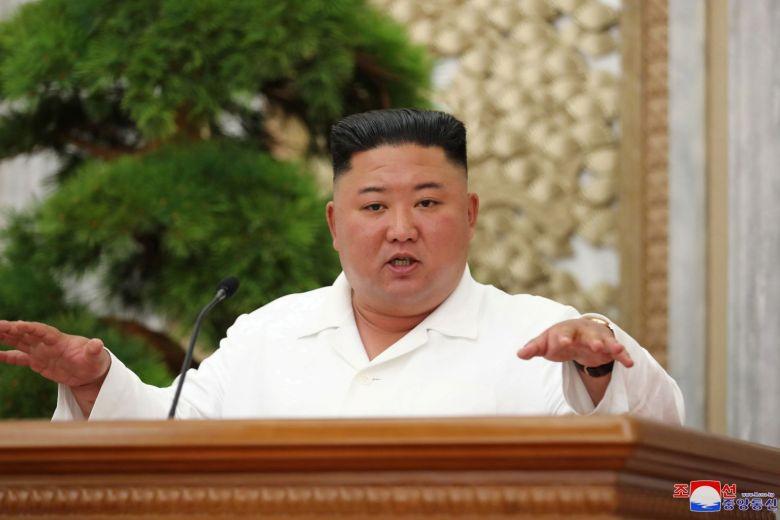 Ông Kim Jong-un cảnh báo khủng hoảng 'vượt sức tưởng tượng' vì COVID-19 - Ảnh 1.