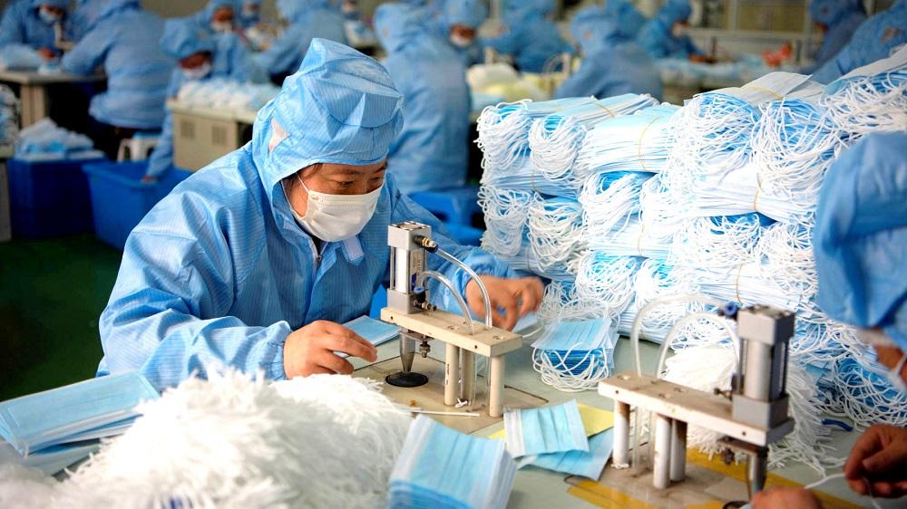 Thị phần xuất khẩu khẩu trang trên thế giới - Ảnh 1.