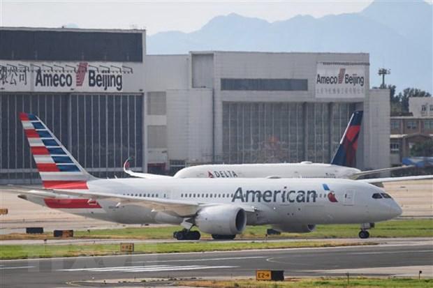 Bộ Tài chính Mỹ đạt thỏa thuận hỗ trợ cho 5 hãng hàng không lớn - Ảnh 1.