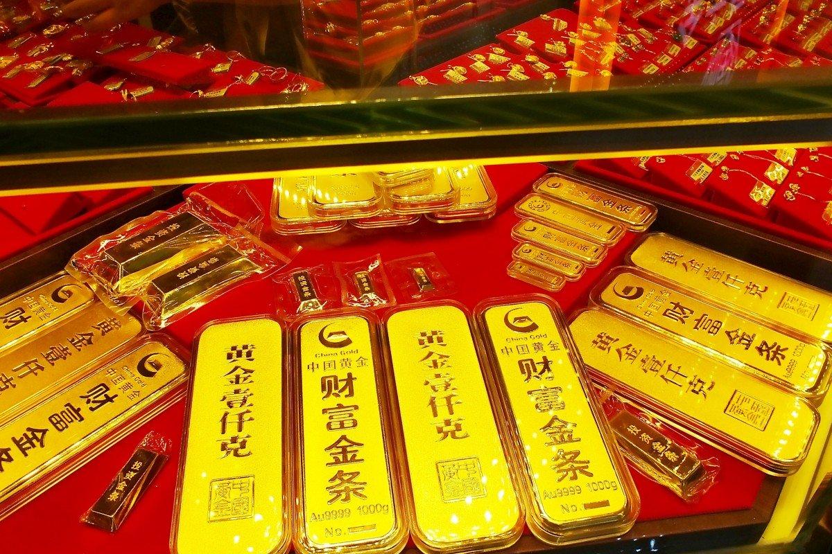 6 tháng đầu năm, Trung Quốc tăng mua các sản phẩm vàng đầu tư, lắc đầu trước vàng trang sức - Ảnh 1.