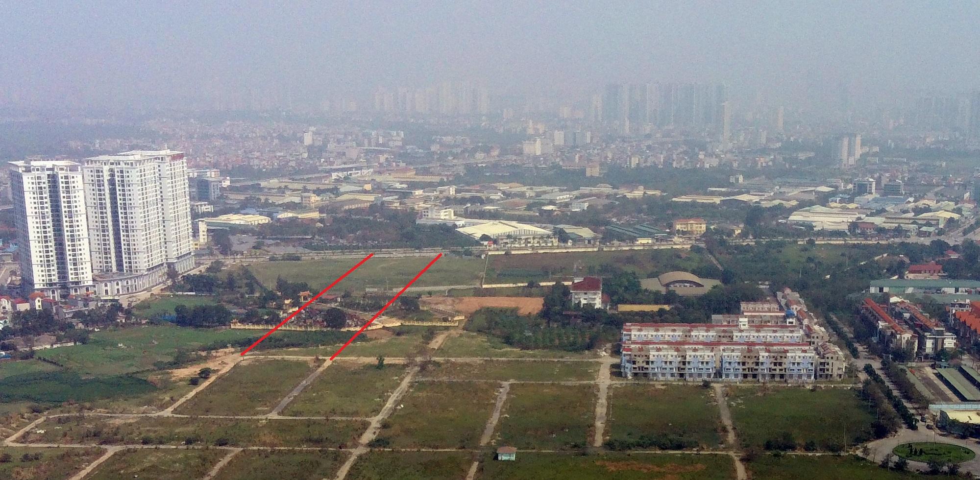 đường sẽ mở theo qui hoạch ở phường Phương Canh, Nam Từ Liêm, Hà Nội - Ảnh 9.