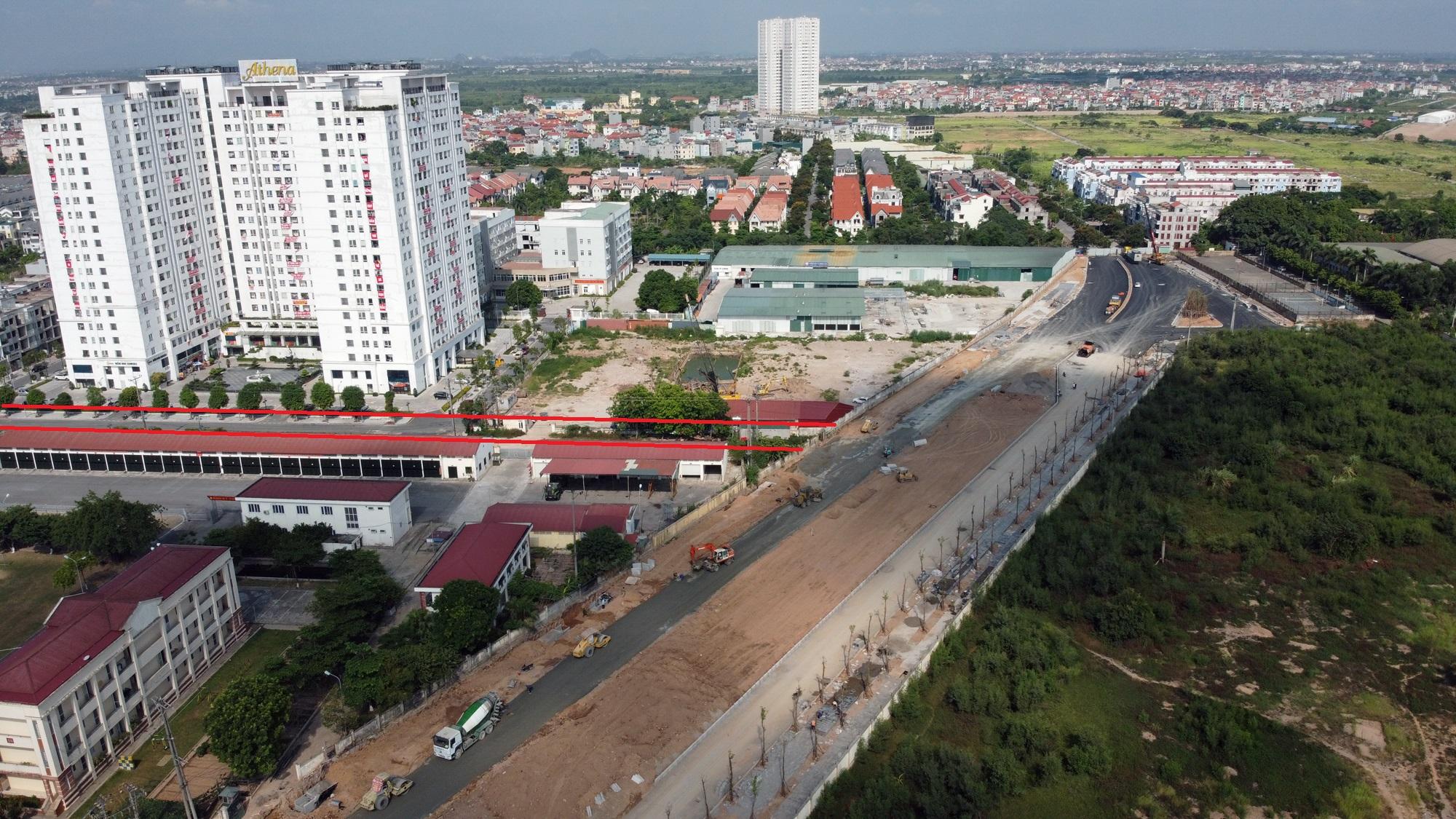 đường sẽ mở theo qui hoạch ở phường Phương Canh, Nam Từ Liêm, Hà Nội - Ảnh 12.