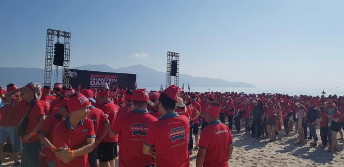 Tập đoàn Sunhouse xác nhận có 1.300 người tham gia sự kiện kỉ niệm 20 năm tổ chức tại Đà Nẵng - Ảnh 2.