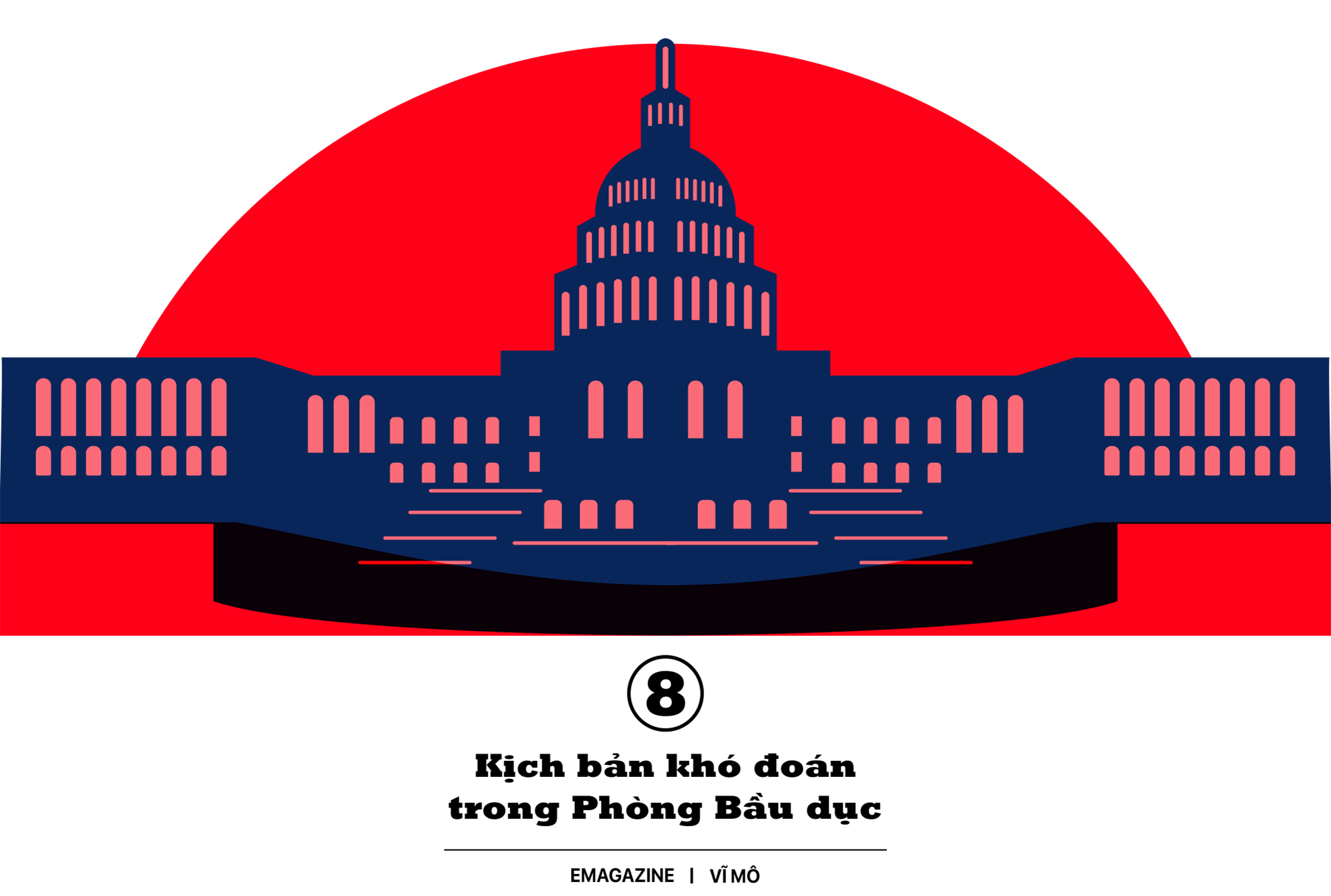 8 rủi ro có thể phá hỏng hoàn toàn cuộc bầu cử Tổng thống Mỹ 2020 - Ảnh 10.