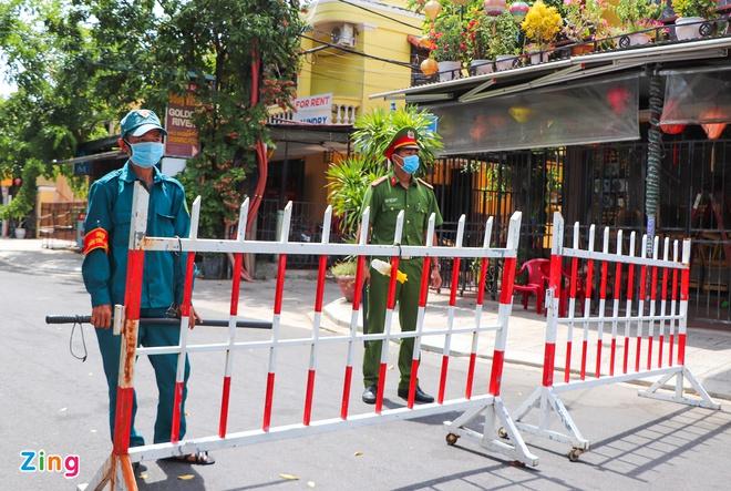 Lịch trình 5 ca mắc COVID-19 ở Quảng Nam liên quan Bệnh viện Đà Nẵng - Ảnh 1.