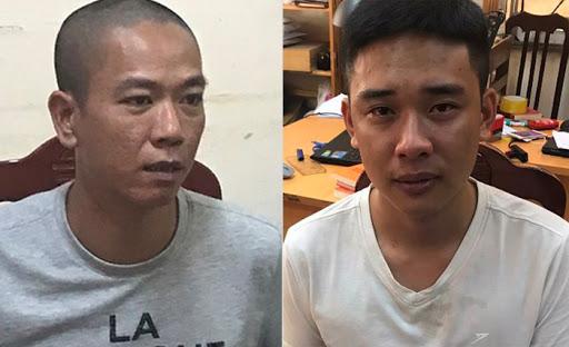 Khởi tố vụ án cướp ngân hàng BIDV tại Hà Nội - Ảnh 1.