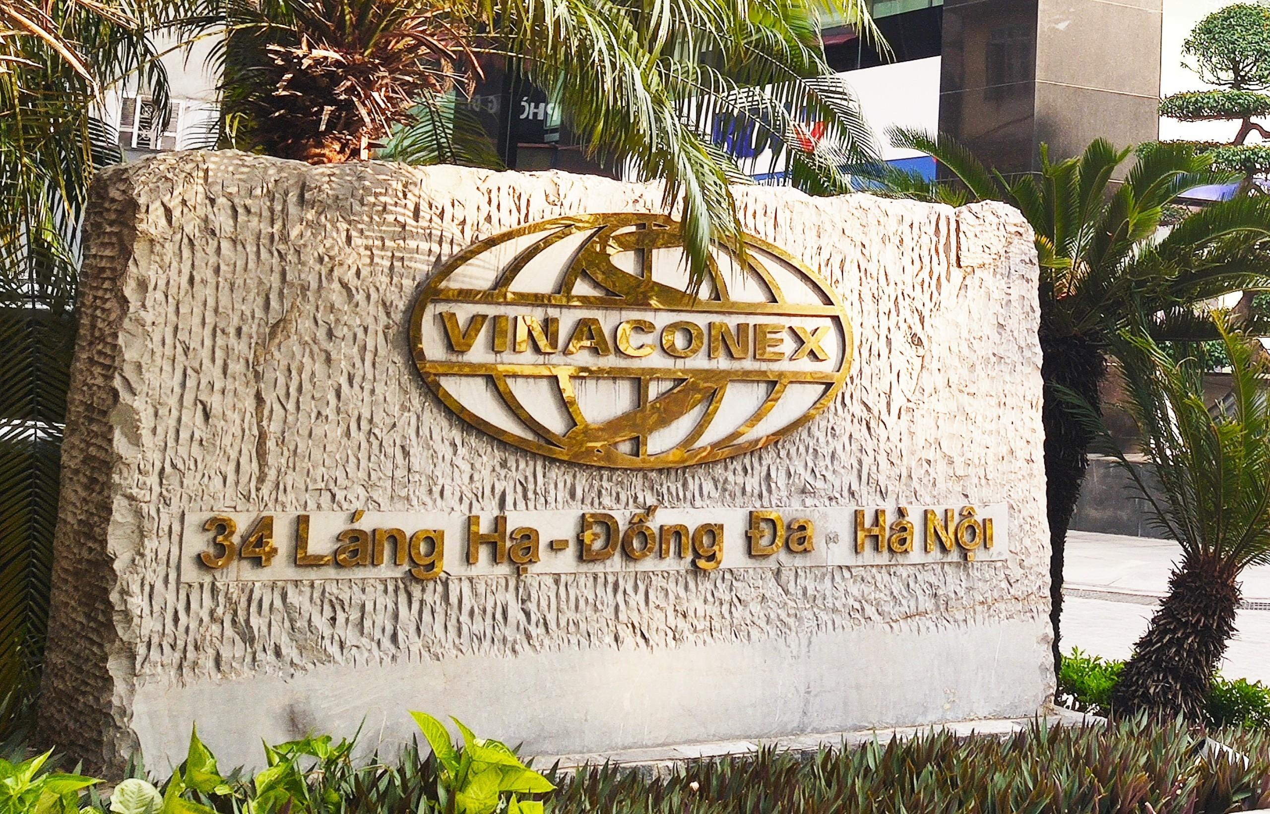 Hoạt động tài chính cứu cánh Vinaconex trong bối cảnh doanh thu lao dốc - Ảnh 1.