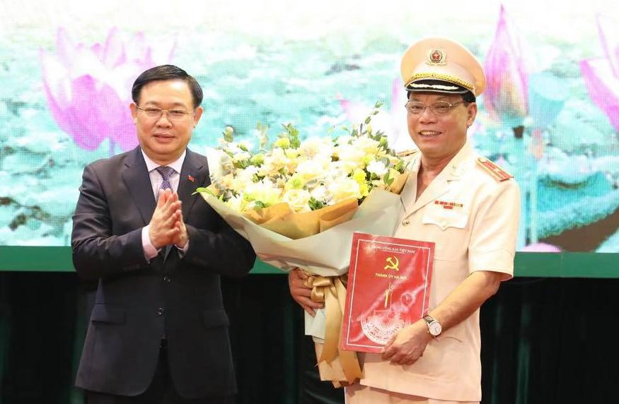 Công an TP Hà Nội có tân giám đốc từ ngày mai - Ảnh 1.