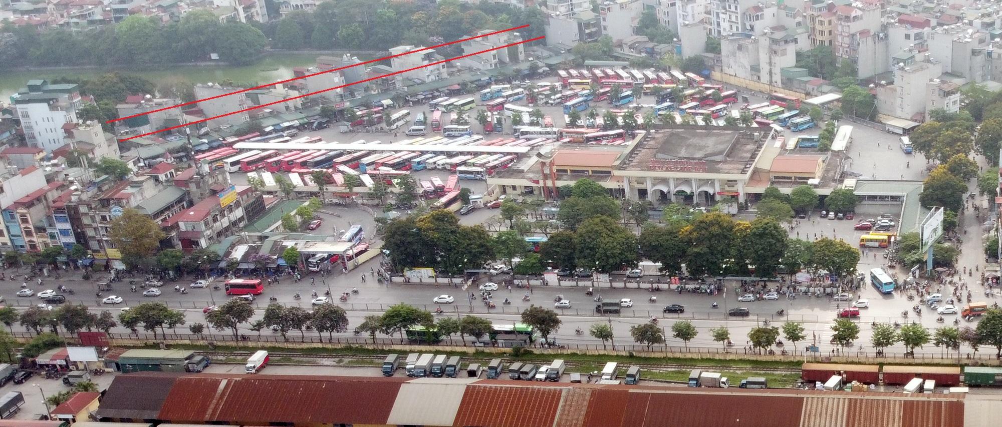Ba đường sẽ mở theo qui hoạch ở phường Giáp Bát, Hoàng Mai, Hà Nội - Ảnh 13.