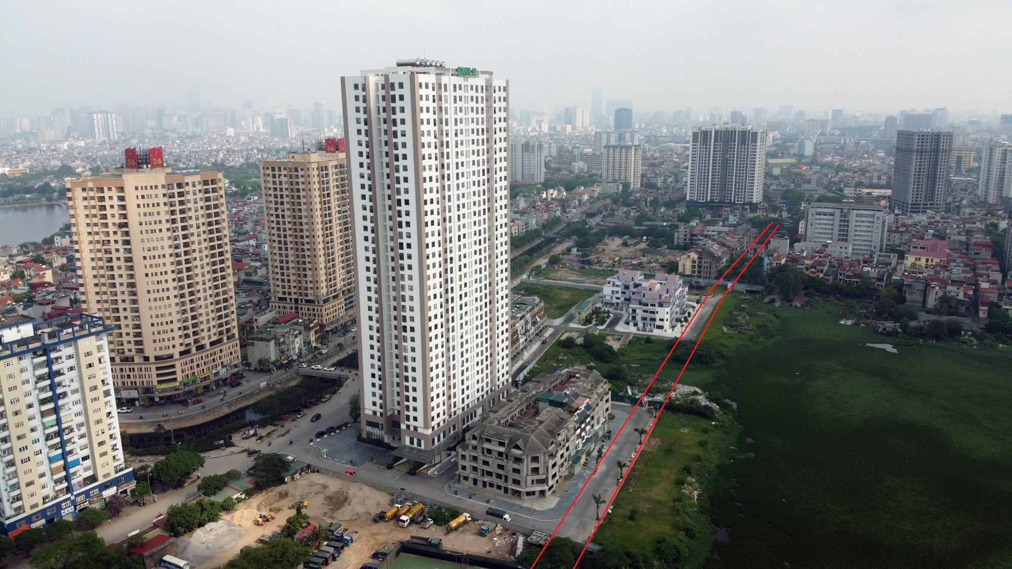 đường sẽ mở theo qui hoạch ở phường Định Công, Hoàng Mai, Hà Nội - Ảnh 16.