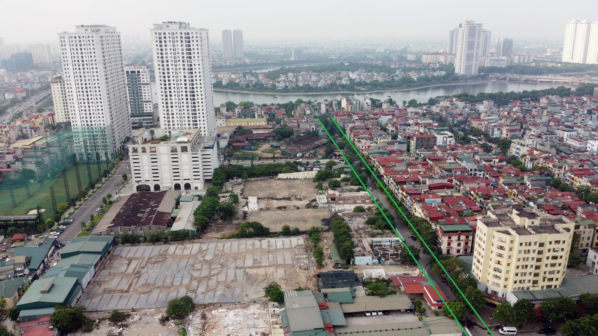 đường sẽ mở theo qui hoạch ở phường Định Công, Hoàng Mai, Hà Nội - Ảnh 18.