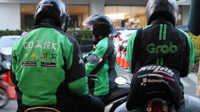 Indonesia phạt Grab 2 triệu USD do phân biệt đối xử với tài xế - Ảnh 1.