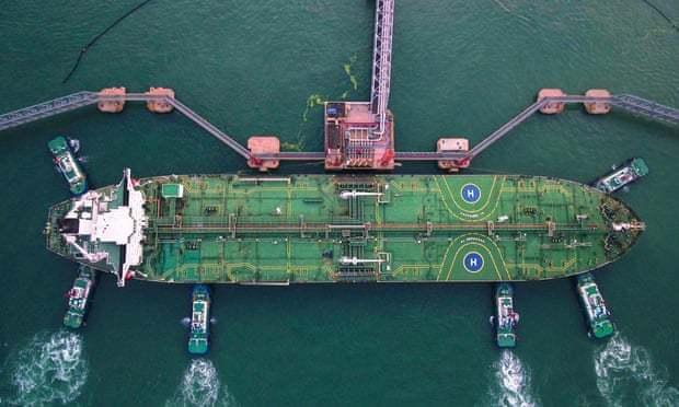 Bí ẩn kho dầu khổng lồ trên biển, thế giới dè chừng Trung Quốc - Ảnh 2.