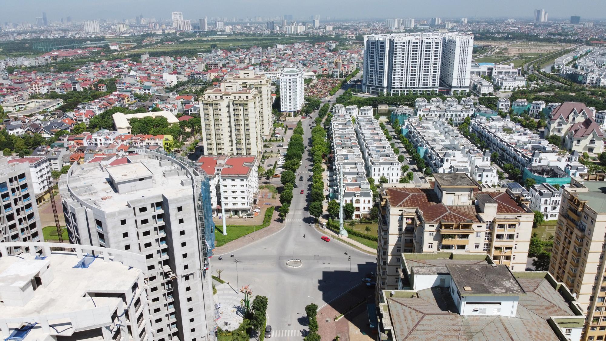 đường sẽ mở theo qui hoạch ở phường Sài Đồng, Long Biên, Hà Nội - Ảnh 3.