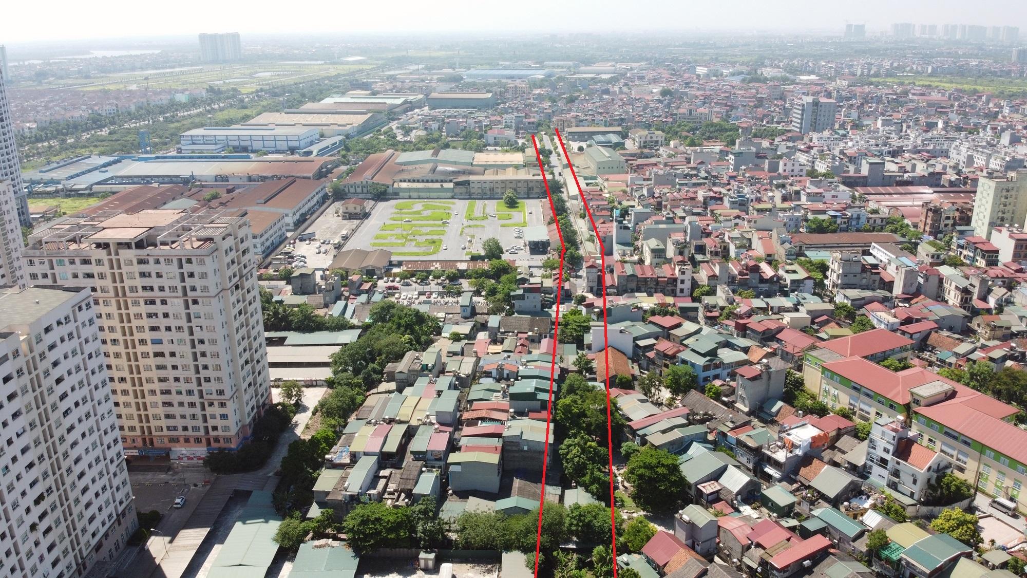 đường sẽ mở theo qui hoạch ở phường Sài Đồng, Long Biên, Hà Nội - Ảnh 5.