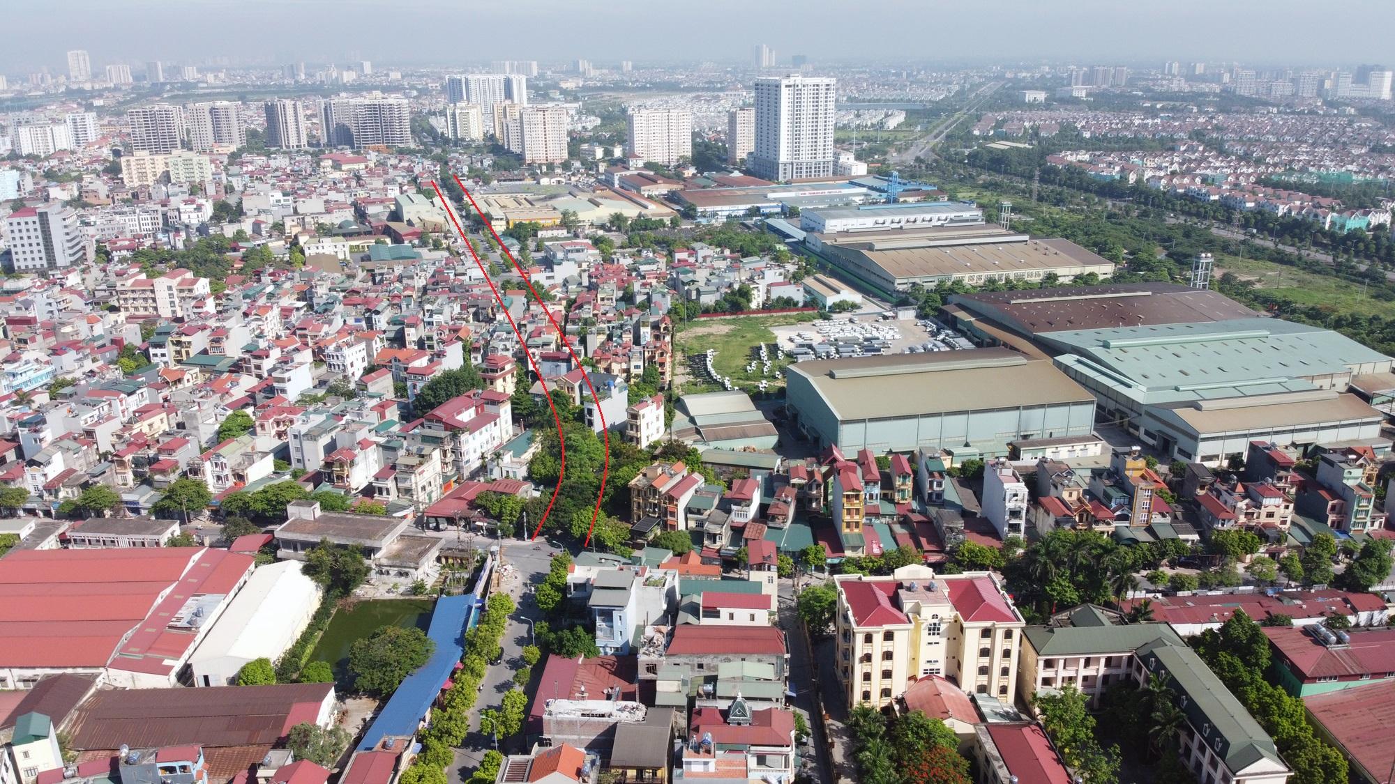 đường sẽ mở theo qui hoạch ở phường Sài Đồng, Long Biên, Hà Nội - Ảnh 6.