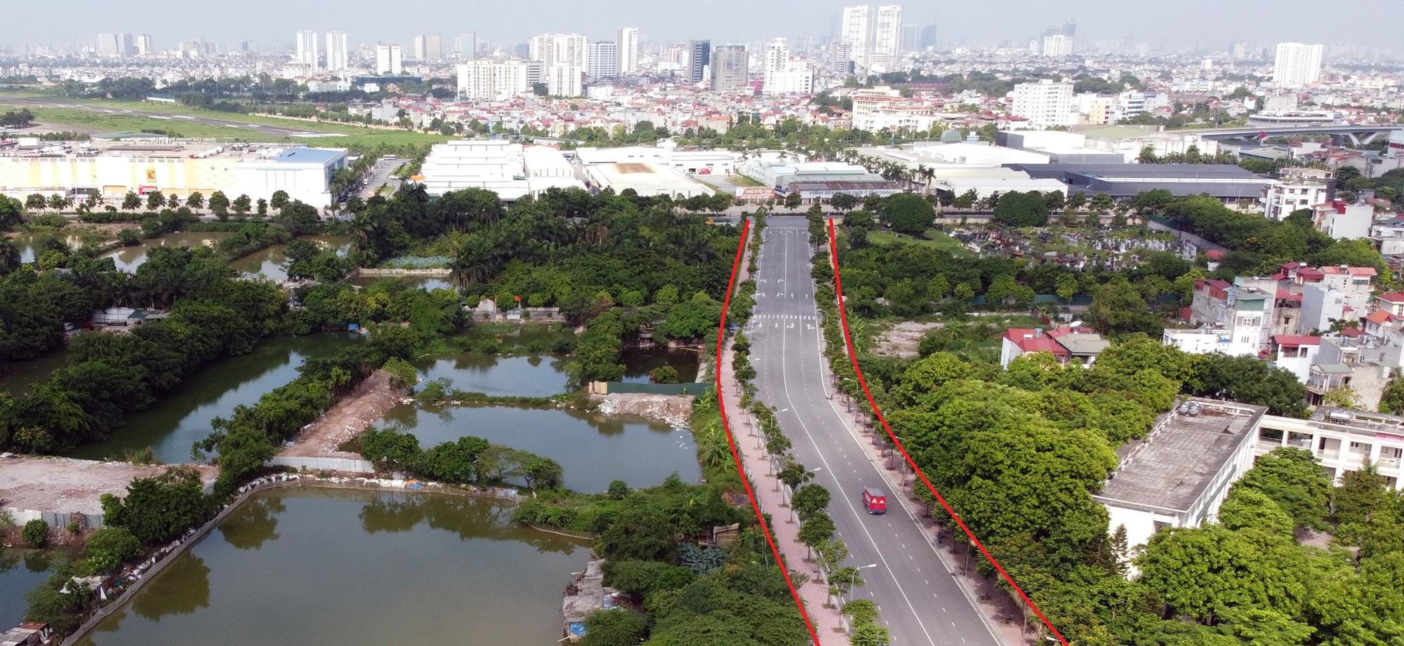 đường sẽ mở theo qui hoạch ở phường Việt Hưng, Long Biên, Hà Nội - Ảnh 6.