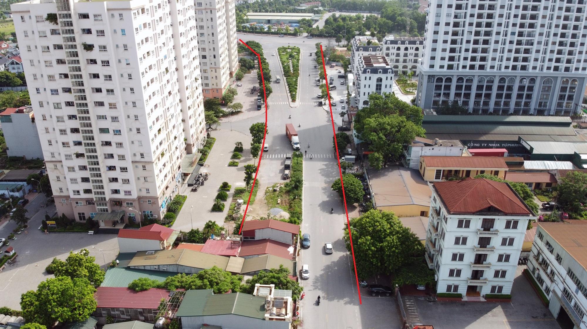 đường sẽ mở theo qui hoạch ở phường Sài Đồng, Long Biên, Hà Nội - Ảnh 9.