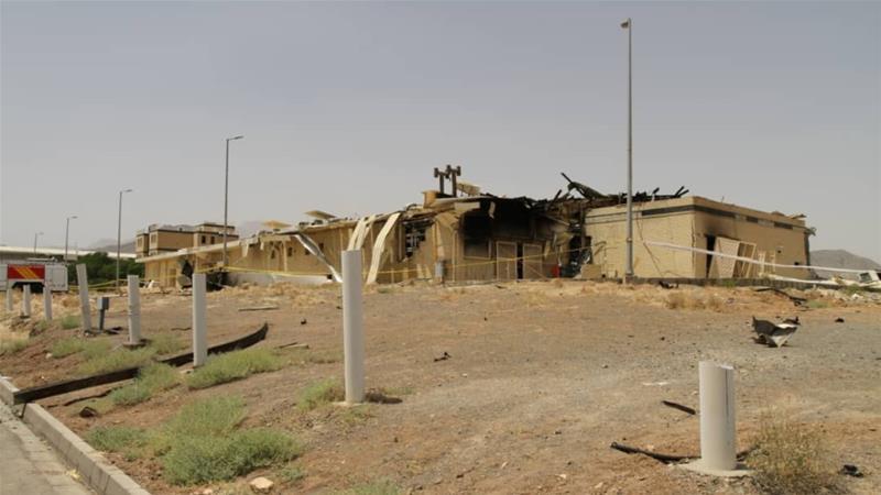 Iran xác nhận xảy ra hỏa hoạn tại cơ sở hạt nhân nòng cốt - Ảnh 2.