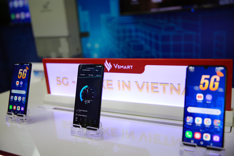 Vinsmart phát triển thành công điện thoại 5G tích hợp giải pháp bảo mật sử dụng công nghệ điện toán lượng tử - Ảnh 1.