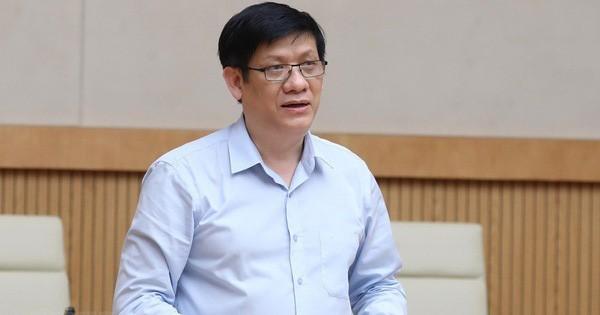 Thứ trưởng Thường trực Bộ Y tế giữ chức Bí thư Ban cán sự đảng Bộ Y tế - Ảnh 1.
